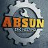 Absun Engineering Logo